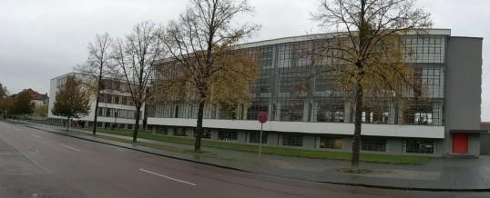 Exkursion Kunstkurse 11/12  BAUHAUS Dessau