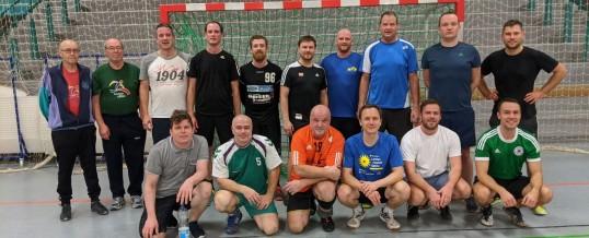 11. Handballturnier ehemaliger Schüler