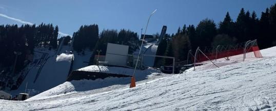 Skilager Klassen 7B und 7C
