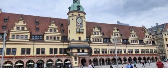 Exkursion zum Leipziger Flughafen